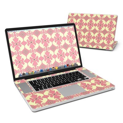 MacBook Pro 17in Skin - Parade of Elephants
