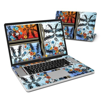 MacBook Pro 17in Skin - Paradise
