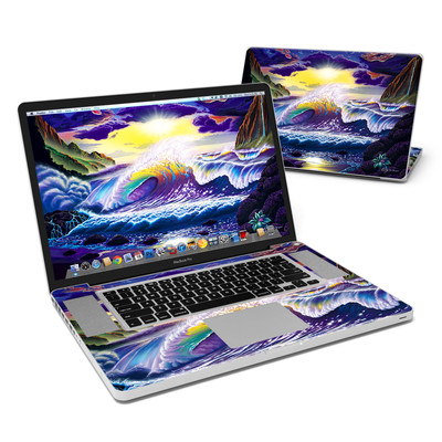 MacBook Pro 17in Skin - Passion Fin