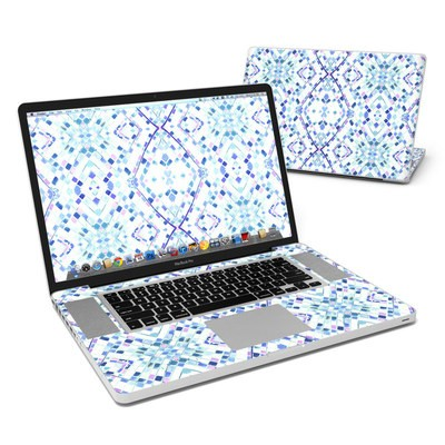MacBook Pro 17in Skin - Pastel Geo