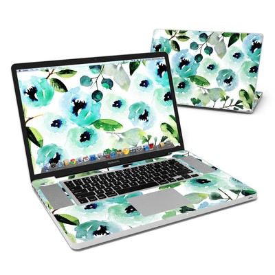 MacBook Pro 17in Skin - Peonies