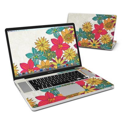 MacBook Pro 17in Skin - Phoebe