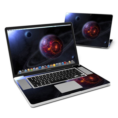 MacBook Pro 17in Skin - Phraxis