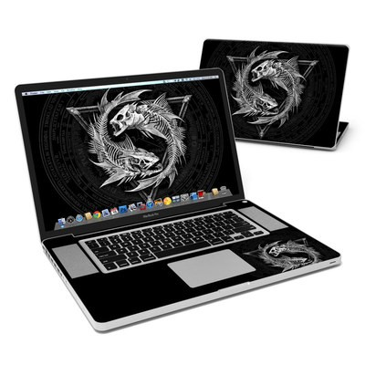 MacBook Pro 17in Skin - Piscea