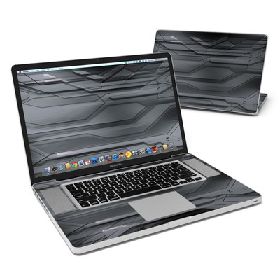 MacBook Pro 17in Skin - Plated