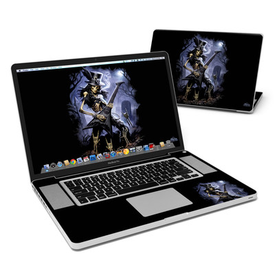MacBook Pro 17in Skin - Play Dead