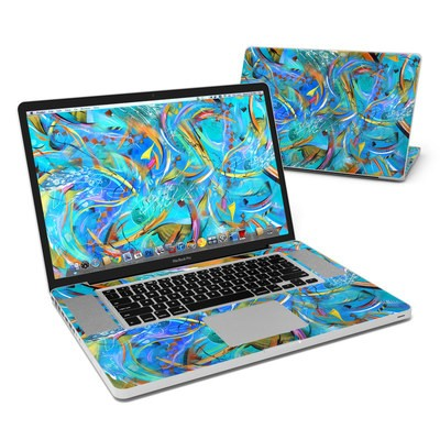 MacBook Pro 17in Skin - Playful