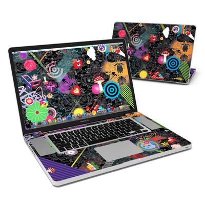 MacBook Pro 17in Skin - Play Time