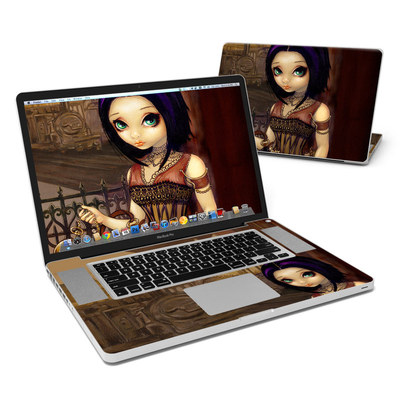 MacBook Pro 17in Skin - Poe