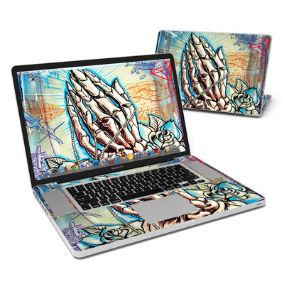 MacBook Pro 17in Skin - Por Muerte