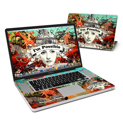 MacBook Pro 17in Skin - Possible