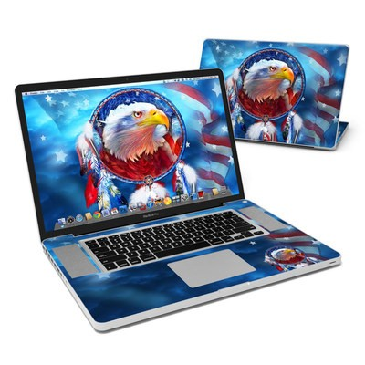 MacBook Pro 17in Skin - Pride