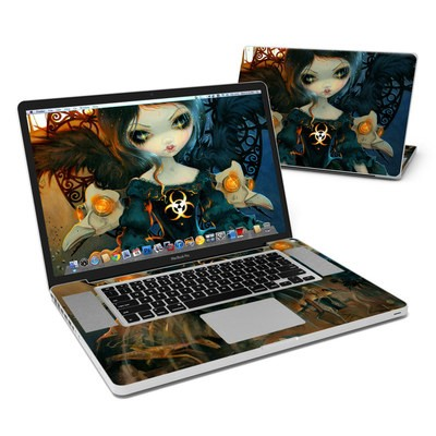 MacBook Pro 17in Skin - Pestilence