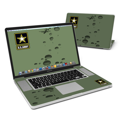 MacBook Pro 17in Skin - Pull The Lanyard