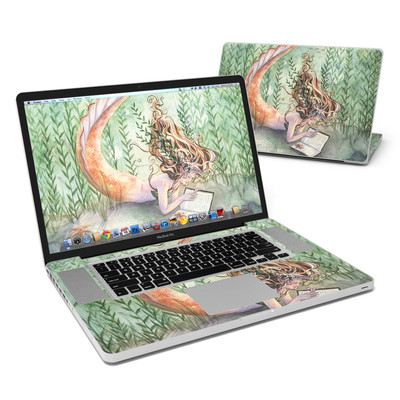 MacBook Pro 17in Skin - Quiet Time