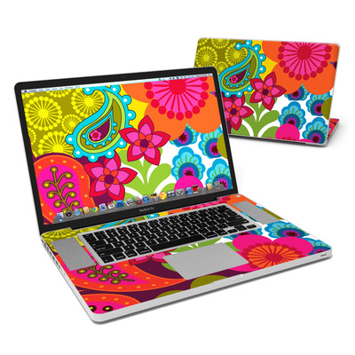 MacBook Pro 17in Skin - Raj