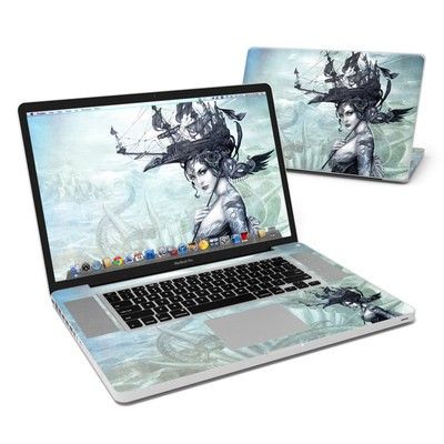 MacBook Pro 17in Skin - Raventide