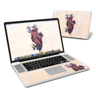 MacBook Pro 17in Skin - Regrowth