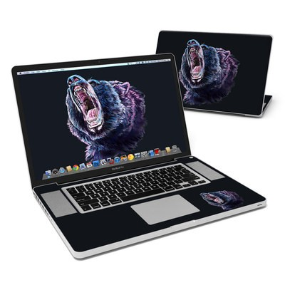 MacBook Pro 17in Skin - Roar
