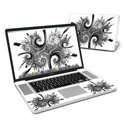 MacBook Pro 17in Skin - Rorschach