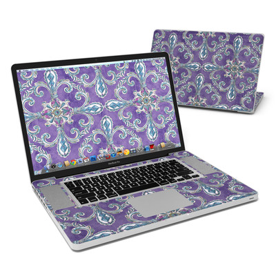 MacBook Pro 17in Skin - Royal Crown