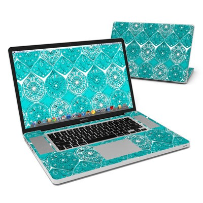 MacBook Pro 17in Skin - Saffreya