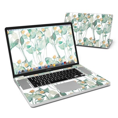 MacBook Pro 17in Skin - Sage