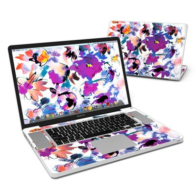 MacBook Pro 17in Skin - Sara