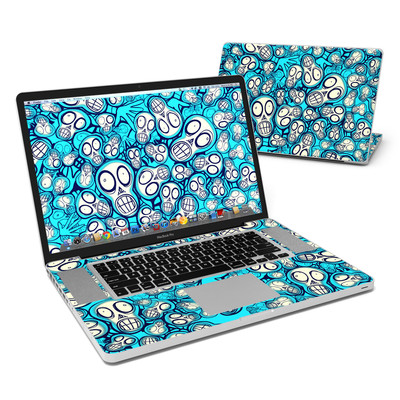 MacBook Pro 17in Skin - Satch Face