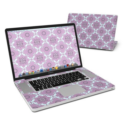 MacBook Pro 17in Skin - School of Seahorses