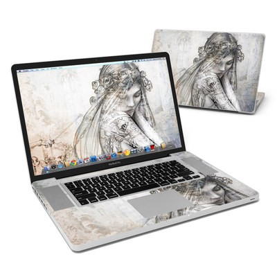 MacBook Pro 17in Skin - Scythe Bride