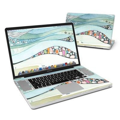 MacBook Pro 17in Skin - Sea of Love