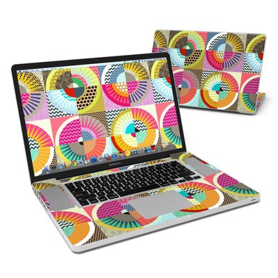 MacBook Pro 17in Skin - Seaview Beauty