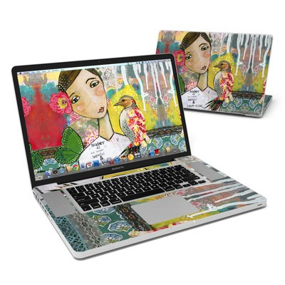 MacBook Pro 17in Skin - Seeker of Hope