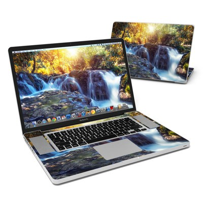 MacBook Pro 17in Skin - Serene