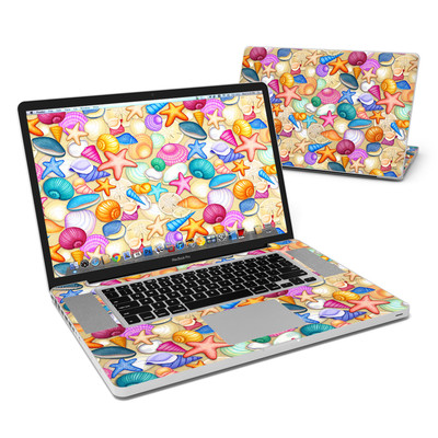 MacBook Pro 17in Skin - Shells