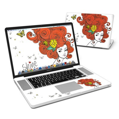 MacBook Pro 17in Skin - Shine