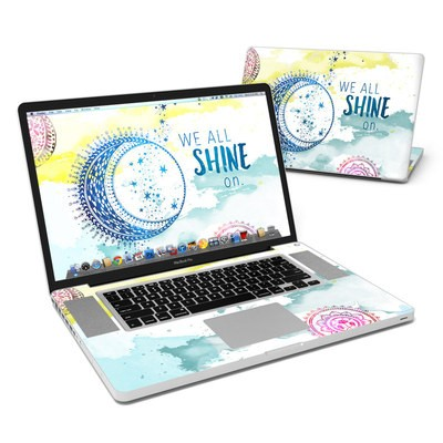 MacBook Pro 17in Skin - Shine On
