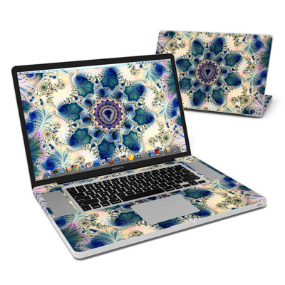 MacBook Pro 17in Skin - Sea Horse