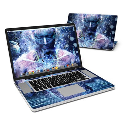 MacBook Pro 17in Skin - Silence Seeker