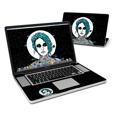 MacBook Pro 17in Skin - The Siren