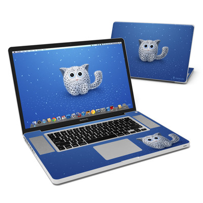 MacBook Pro 17in Skin - Snow Leopard