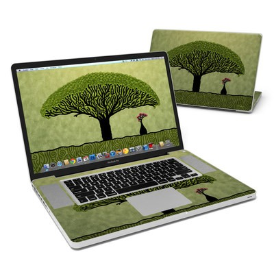 MacBook Pro 17in Skin - Socotra