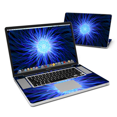 MacBook Pro 17in Skin - Something Blue