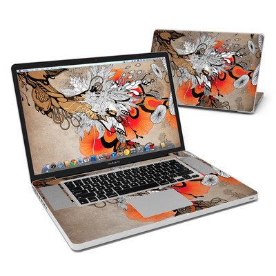 MacBook Pro 17in Skin - Sonnet