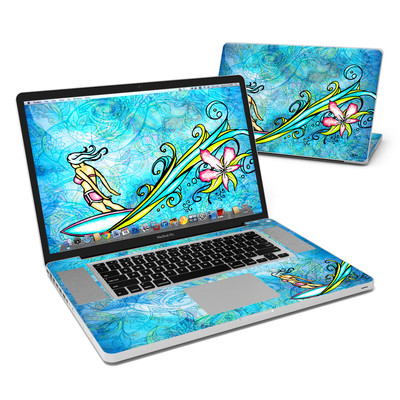 MacBook Pro 17in Skin - Soul Flow