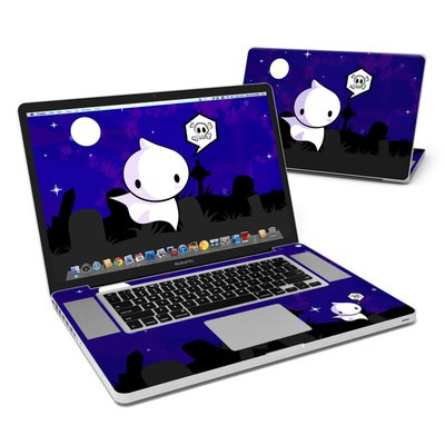 MacBook Pro 17in Skin - Spectre
