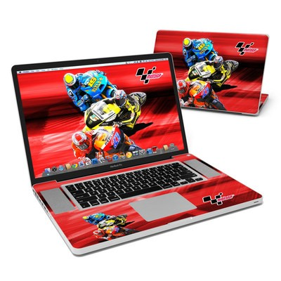 MacBook Pro 17in Skin - Speed Collage