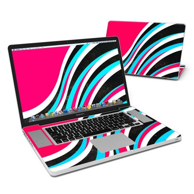 MacBook Pro 17in Skin - Spellbound