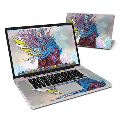 MacBook Pro 17in Skin - Spirit Bear
